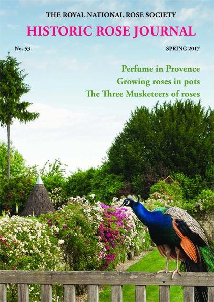 Historic roses Spring 2017 journal