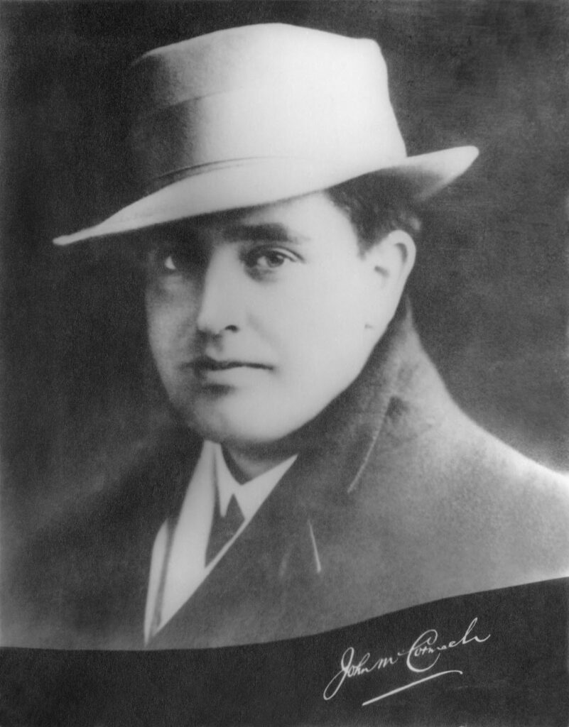 John McCormack 1912