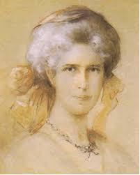 Portrait of Ellen Willmott